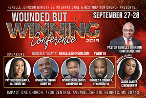 'Wounded But Winning' Conference 2019