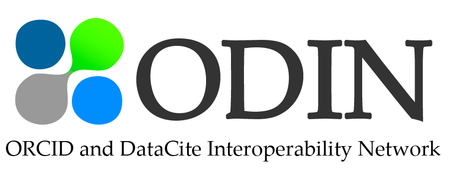ORCID and DataCite: Towards Holistic Open Research