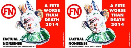 3FS: A Fete Worse Than Death 20th Anniversary