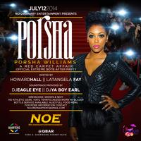 NOE Presents Porsha Williams: Red Carpet Affair...