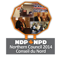 NDP Northern Council 2014 NPD Conseil du nord