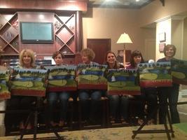 Woodcrest Paint & Party!
