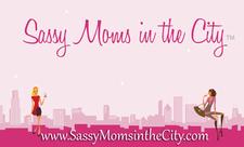 Sassy Moms in the City logo
