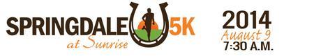 Sprindale 5K Volunteer Opportunities
