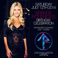 Brande Roderick's Birthday Celebration