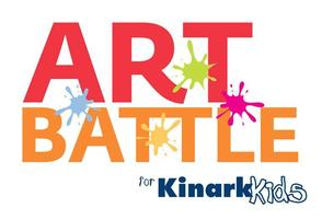Art Battle for Kinark Kids