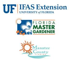 UF/IFAS Manatee County Agriculture & Extension Service - Urban Horticulture logo