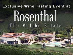 L7 Exclusive Rosenthal Estate Wine Tasting & Picnic...
