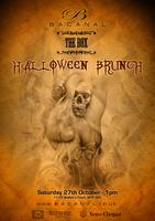 Bacanal Halloween Brunch @ The Box  - October 27th 2012