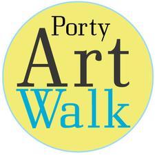 Art Walk Porty logo