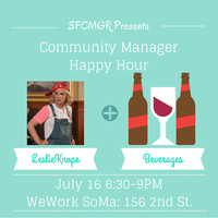 SFCMGR Presents: Community Manager Happy Hour at...