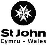 St John Cymru Wales Cardiff and Vale Youth Directorate logo