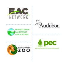 Audubon PA, Elmwood Park Zoo, Pennsylvania Environmental Council, Pennsylvania Land Trust Association logo