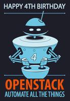 OpenStack Community Celebrates 4 Years