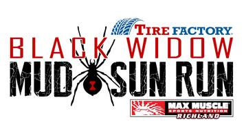 2014 Tire Factory/MaxMuscle Black Widow Mud & Sun Run