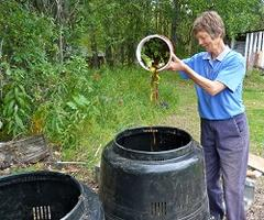 "Workshop: ""Worm Bins, Compost Bins, and Has Been's""..."