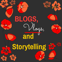 Blogs, Vlogs and Storytelling: A Panel+Workshop On...