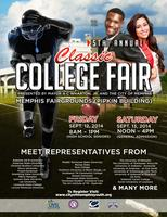 5th Annual Classic College Fair (Southern Heritage Classic)