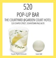 520 Pop Up Bar - Friday Nights - Full Bar - Small Plate...