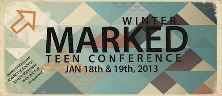 Winter MARKED Teen Conference