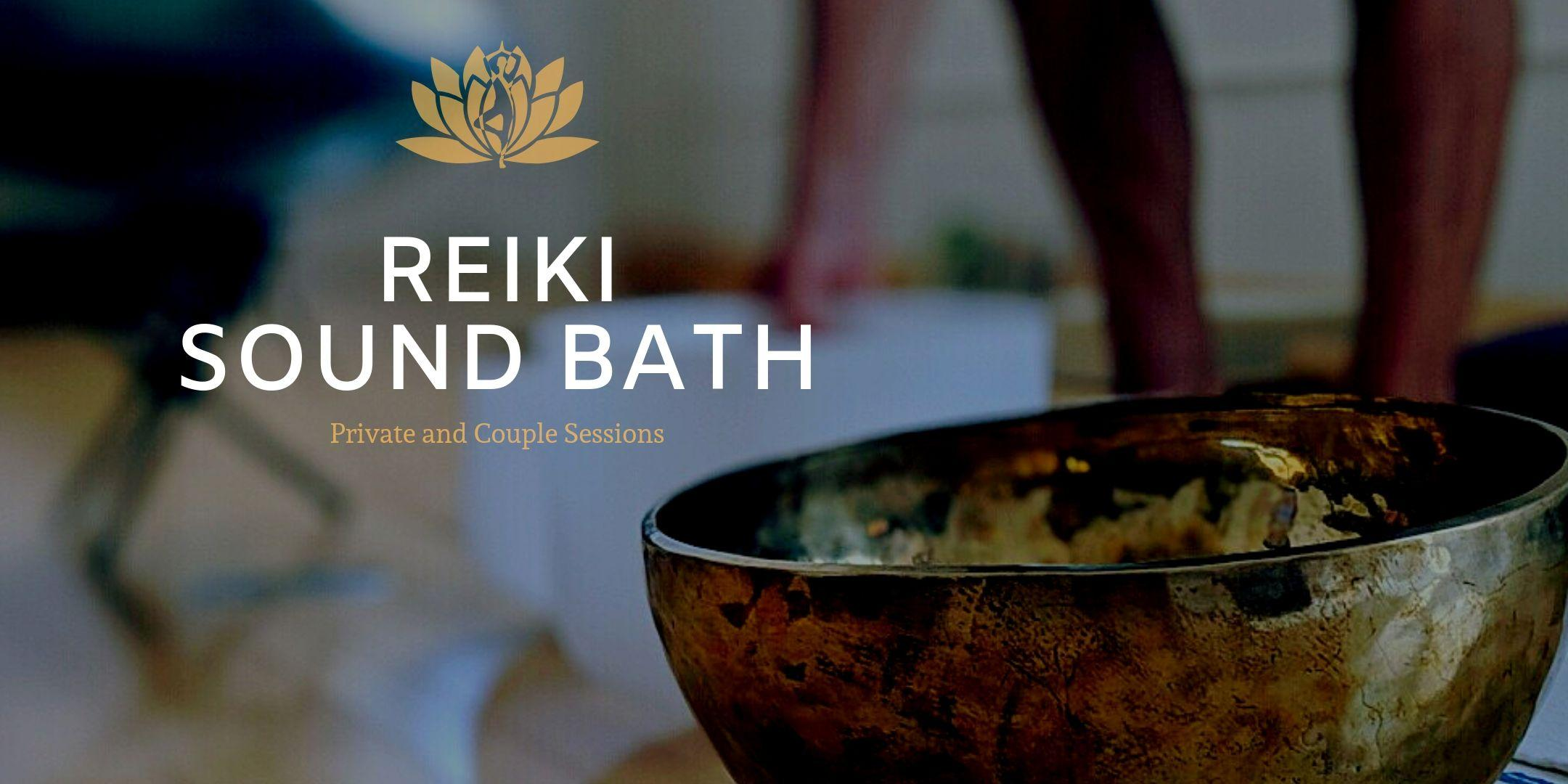 Reiki Sound Bath