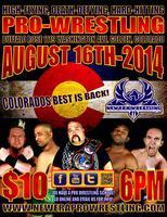 New Era Wrestling: Anniversary Show 2014