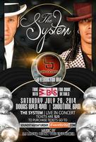 Sound Stage Saturday Featuring  R&B Sensation, THE...