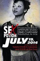 Comfort X Sex Potion Concert