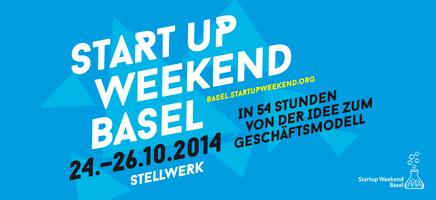 Basel Startup Weekend 10/14