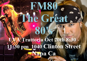 FM80 Band 80's Music All Night Long