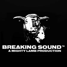 Breaking Sound  – A Mighty Lamb Production  logo