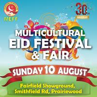 Multicultural Eid Festival & Fair 2014