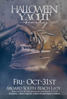 MIAMI HALLOWEEN YACHT PARTY 2014