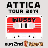"""Wussy """"Attica! Tour 2014"""" @ Red Light Café, Atlanta, GA"""