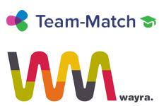 Team-Match & Wayra logo