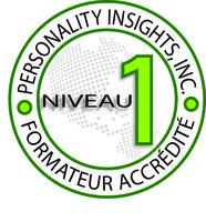 DISC - Études sur le comportement humain...Niveau 1 -...