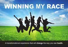 Winning My Race!