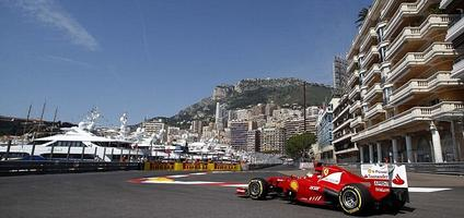Monaco Grand Prix Yacht Hospitality 2013