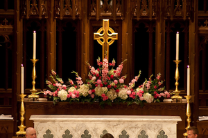 Church Flowers 101