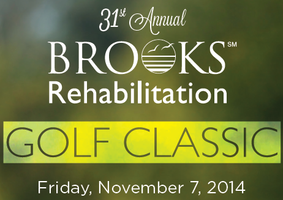 31st Annual Brooks Rehabilitation Golf Classic