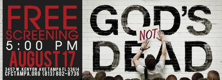 God's Not Dead The Movie