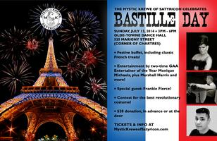 Satyricon celebrates Bastille Day!