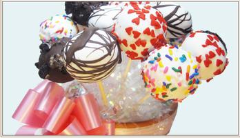 Summer Flavor Cake Pop Class