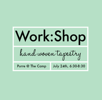 Woven Tapestry Workshop at The Camp in Costa Mesa