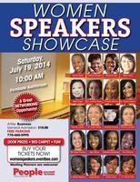 Atlanta Women Speakers Showcase