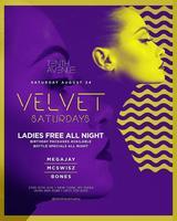 Velvet Saturdays @Tenth Avenue NY ~ MEGAJAY MCSWISZ X...
