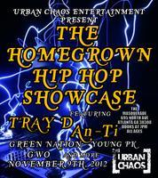 The HomeGrown Hip Hop Showcase