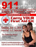 911 EMERGENCY COUPLES & SINGLES WORKSHOP