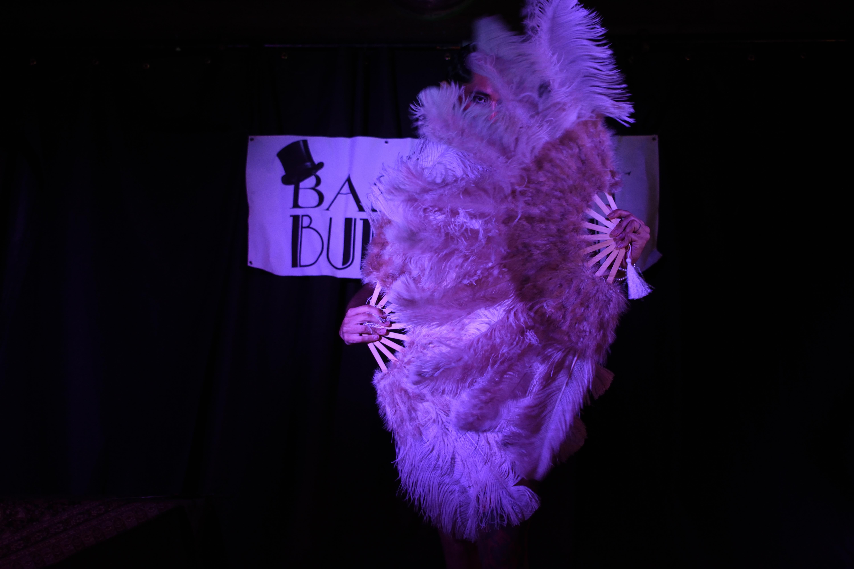 The Lalas Halloween Burlesque Show