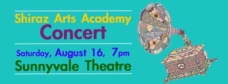 Shiraz Arts Academy in Concert